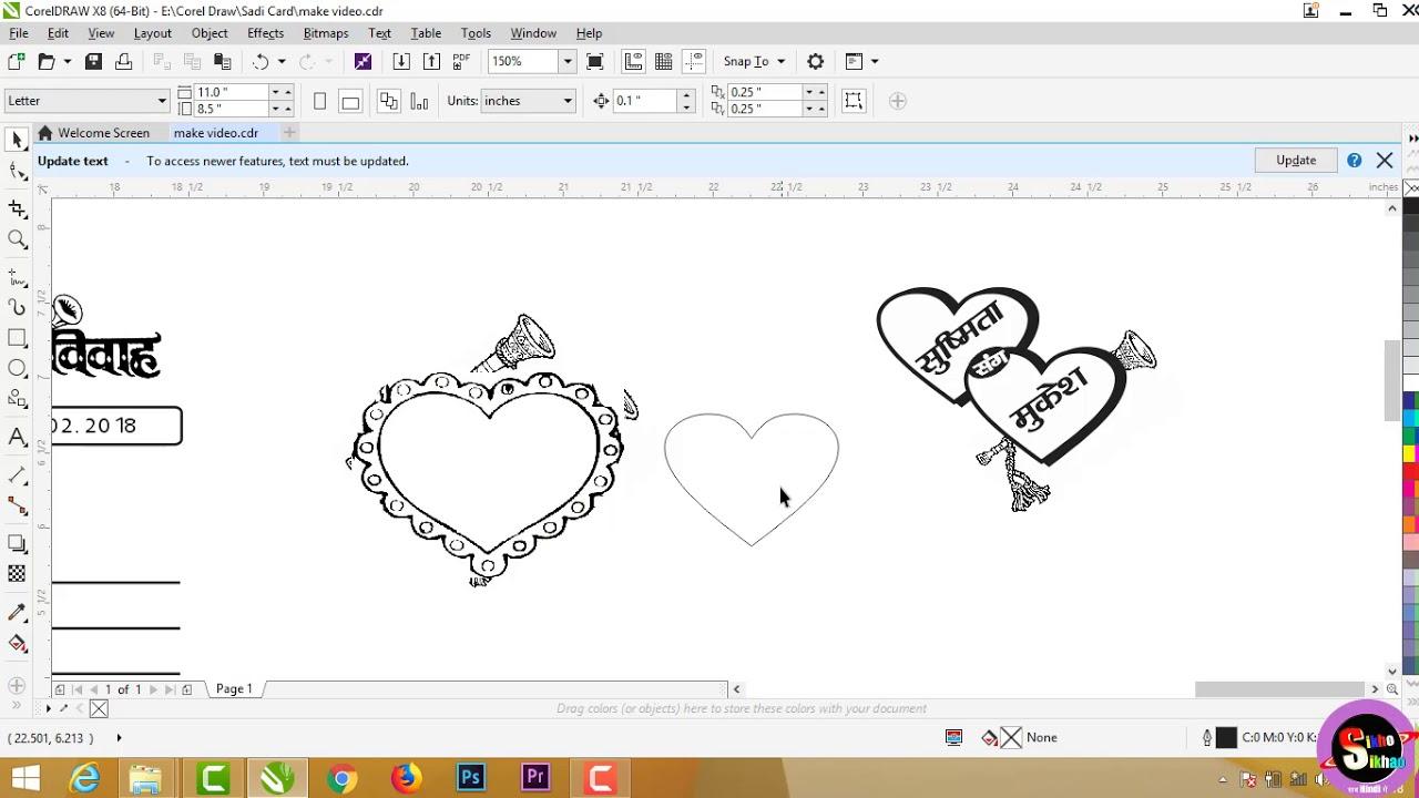 Corel Draw Clip Art.
