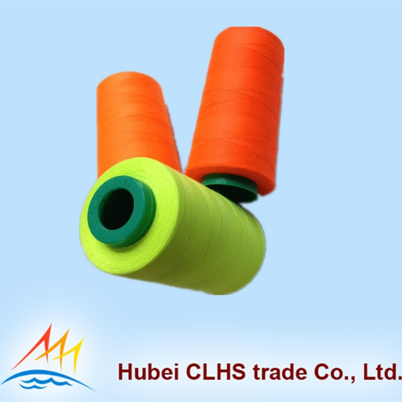 40s/2 Poly / Poly Core Spun Thread Sewing Thread Silicone Oil.