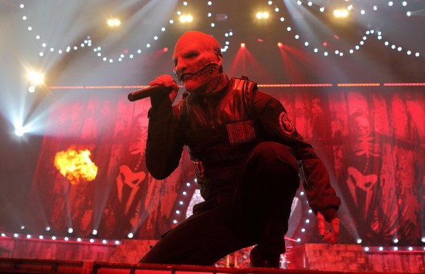 Corey Taylor: It was a 'privilage' to make music with Paul Gray.