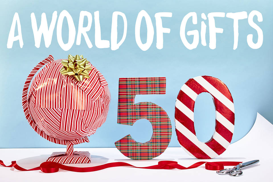 The Off Duty 50: Global Holiday Gift Guide.