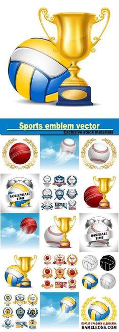 Спорт картинки вектор.