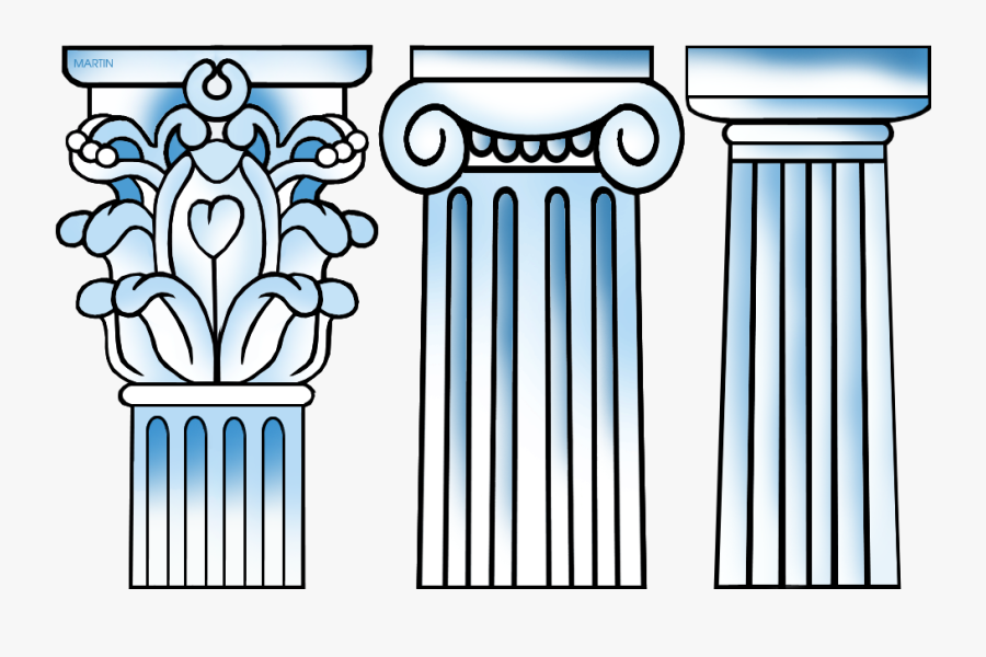 Transparent Columns Png.