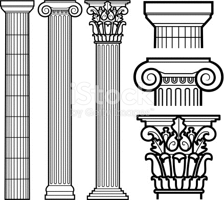 Intro to Architecture: Greek Capitals.