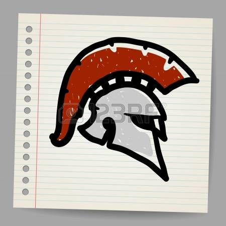 2,512 Roman Helmet Stock Vector Illustration And Royalty Free.