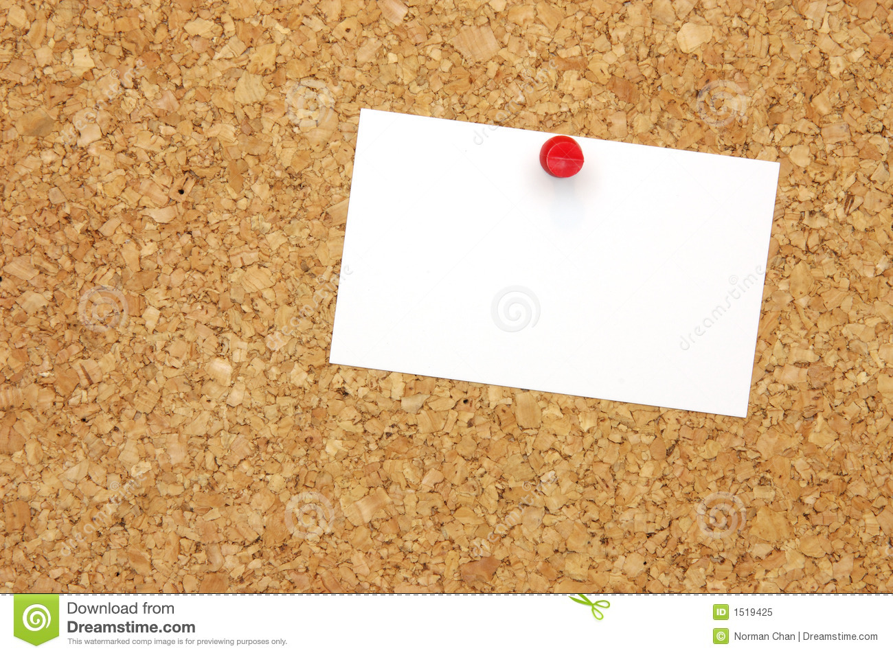 Cork board clipart.