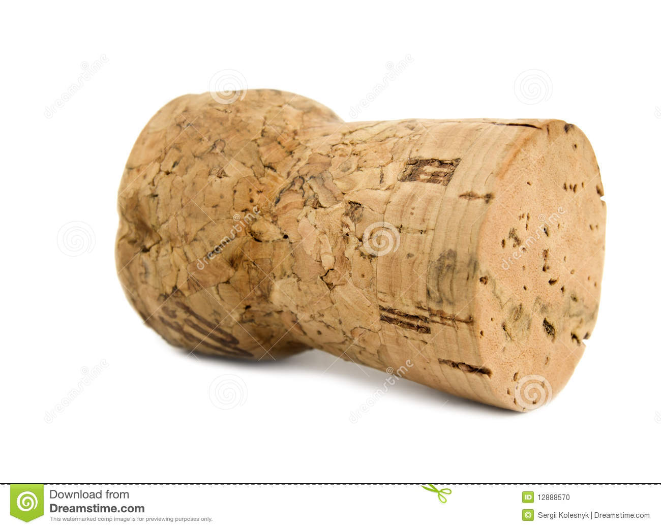 Wine cork clipart.
