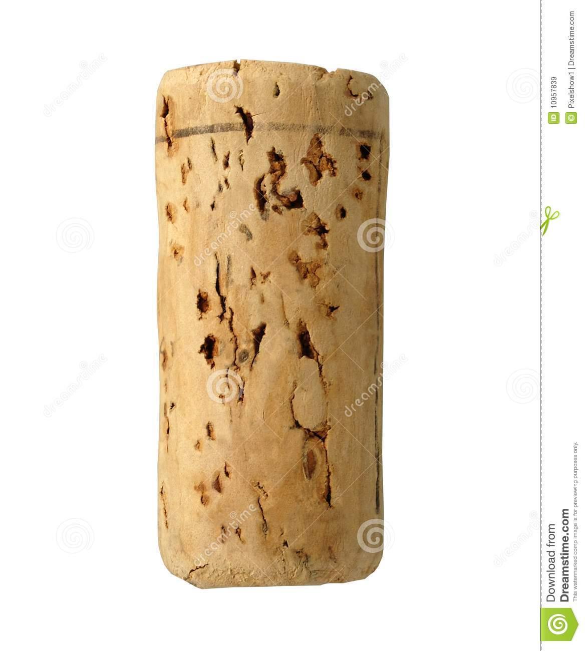 Wine cork clipart.