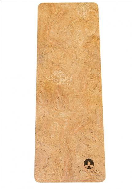 HD Cork Yoga Mat.