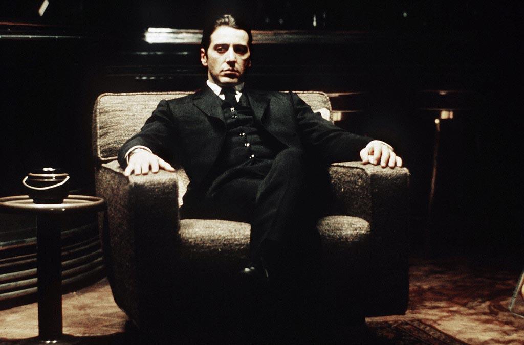Al Pacino Godfather Clip Art.