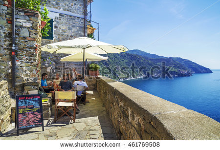 Corniglia Stock Images, Royalty.