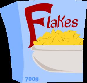 Clipart corn flakes.