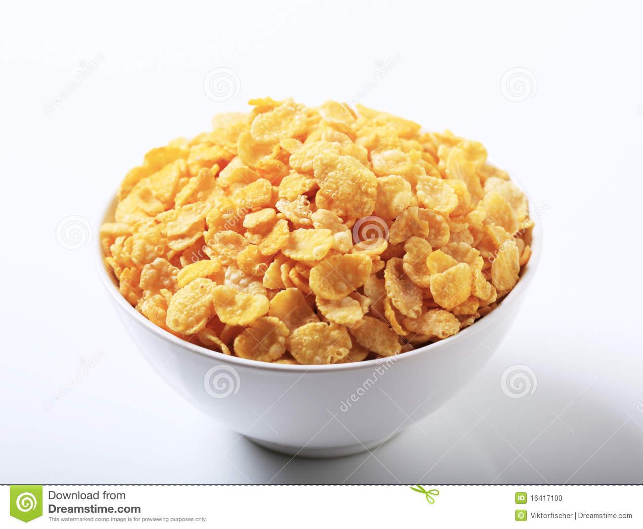 Corn Flakes Clipart.