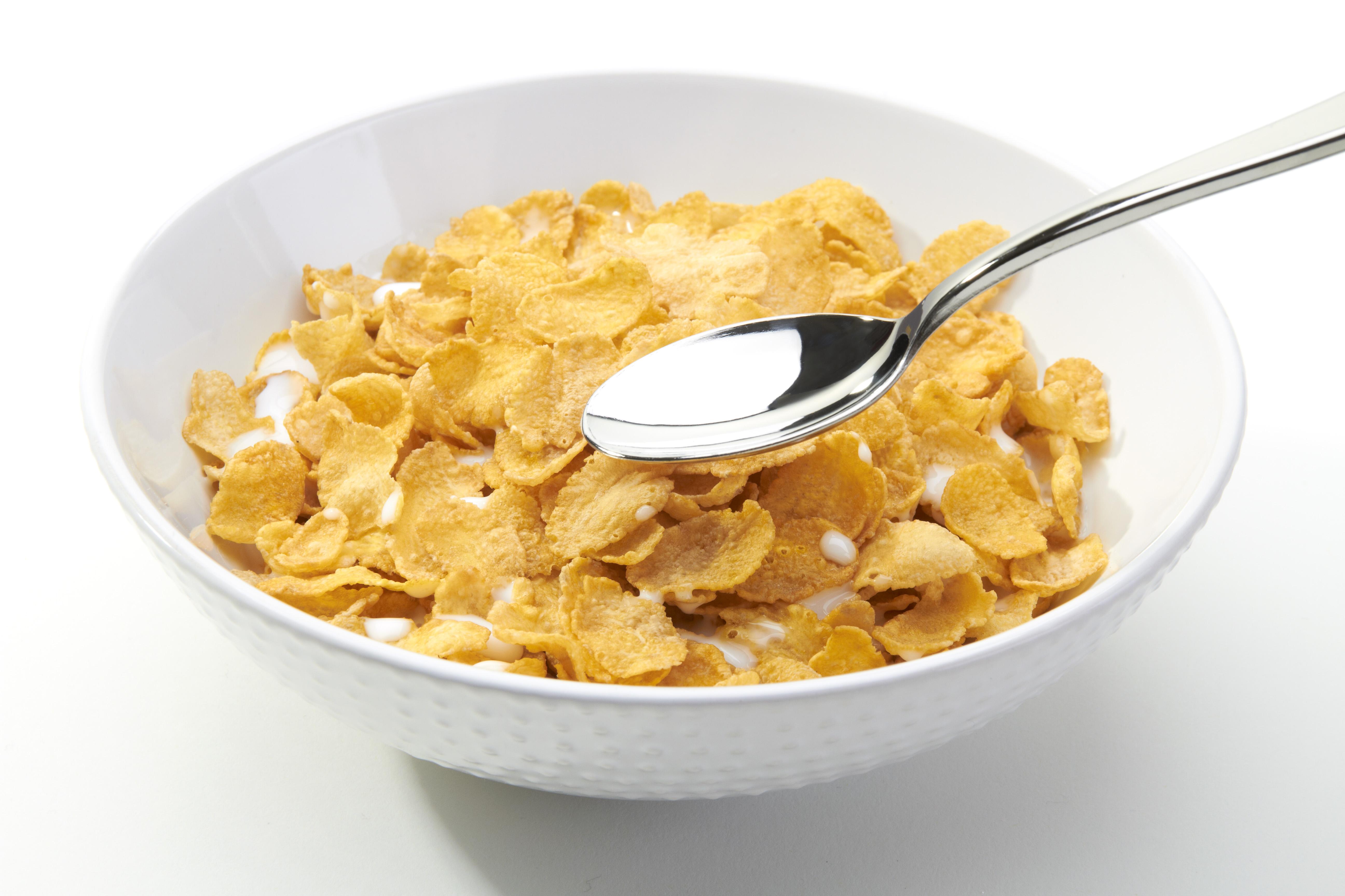 Bowl Of Corn Clipart.