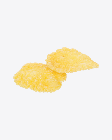 Download Corn Flake Transparent PNG on Yellow Images 360°.