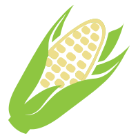 Corn Icon Png #3903.