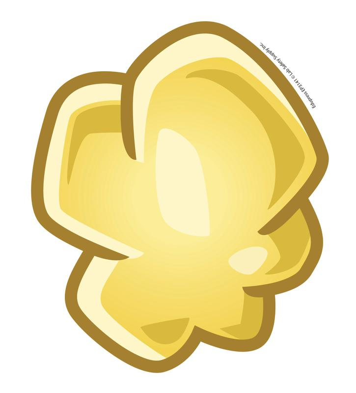 Corn Kernel Transparent Clipart.