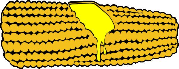 Corn On The Cob Clipart.