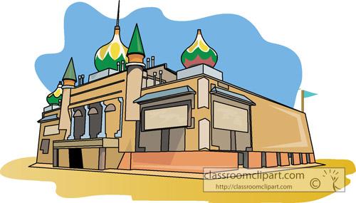 South Dakota : corn_palace_south_dakota_ga : Classroom Clipart.