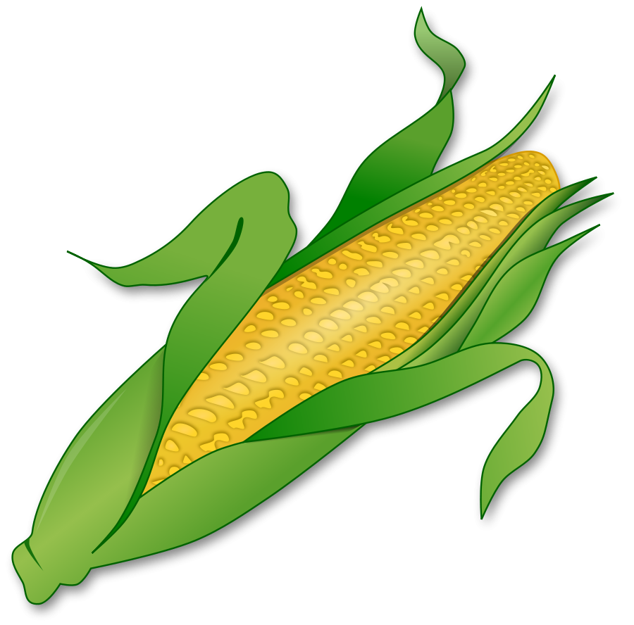 Corn SVG Vector file, vector clip art svg file.