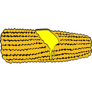 corn cob clipart, cliparts of corn cob free download (wmf, eps.