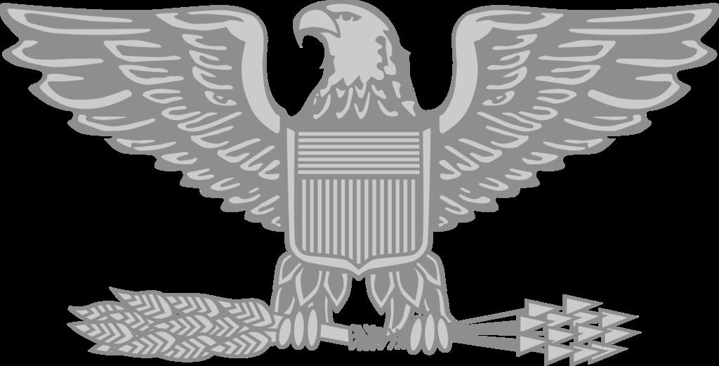 Colonel insignia clipart.