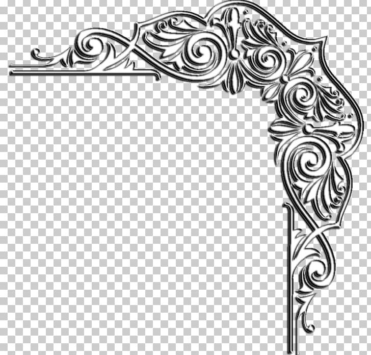 Border PNG, Clipart, Angle, Art Corner, Black, Black And White.