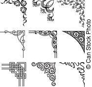 Corner Clipart and Stock Illustrations. 140,290 Corner vector EPS.