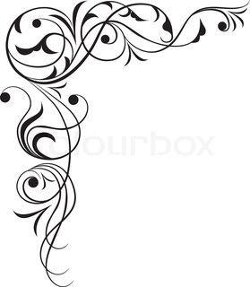 filigree #design #tattoo.