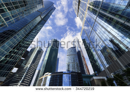 Commercial Building Stock Photos, Royalty.