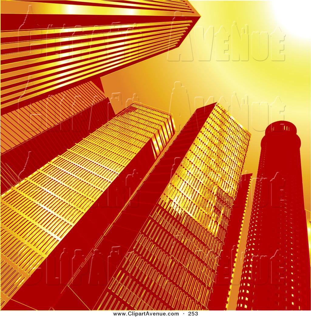 Royalty Free Building Stock Avenue Designs.