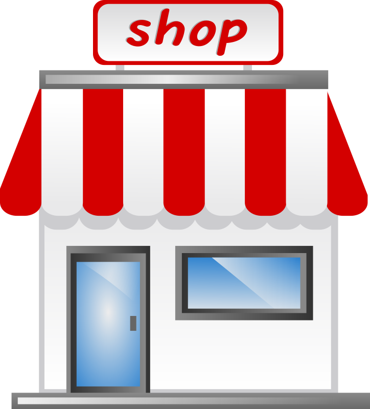 Shop clipart corner shop, Shop corner shop Transparent FREE.