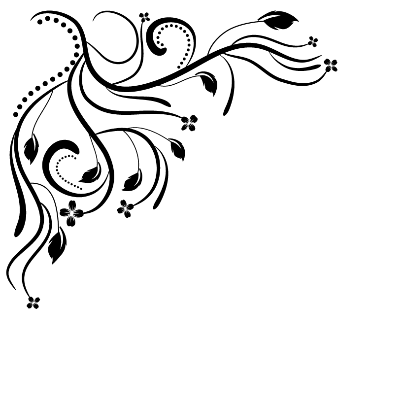 Corner Swirls Png, png collections at sccpre.cat.