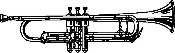 Cornet clip art Free Vector / 4Vector.