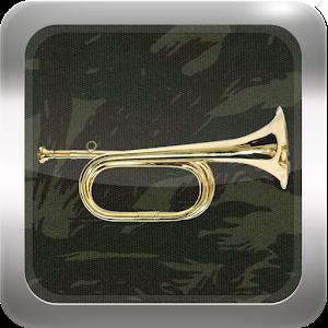 Toques de Corneta Militar 2.0 Apk, Free Music & Audio Application.