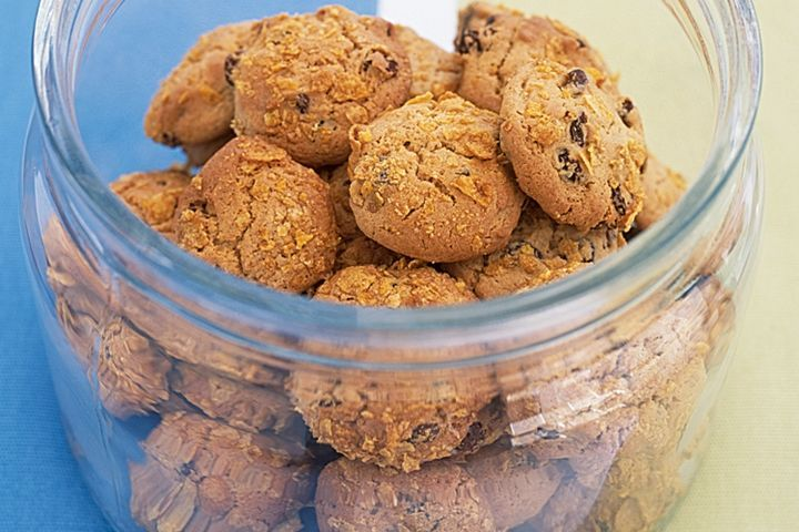 Cornflake cookies.
