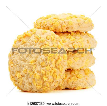 Cornflake cookies clipart #13