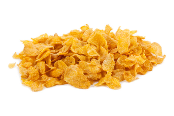 Pile of cornflakes..