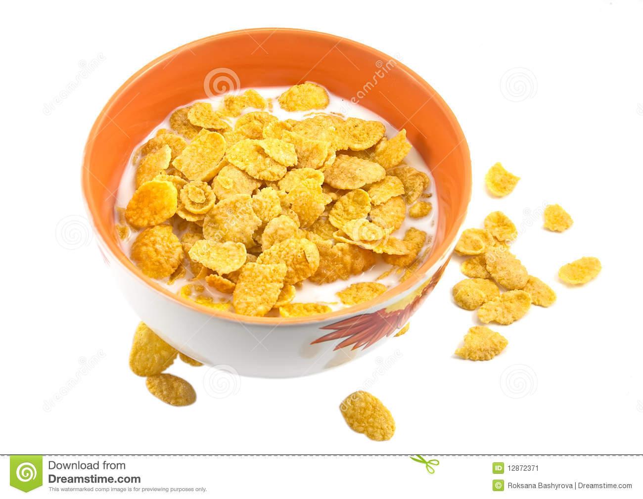 Corn Flakes Stock Photos Image 25661323.