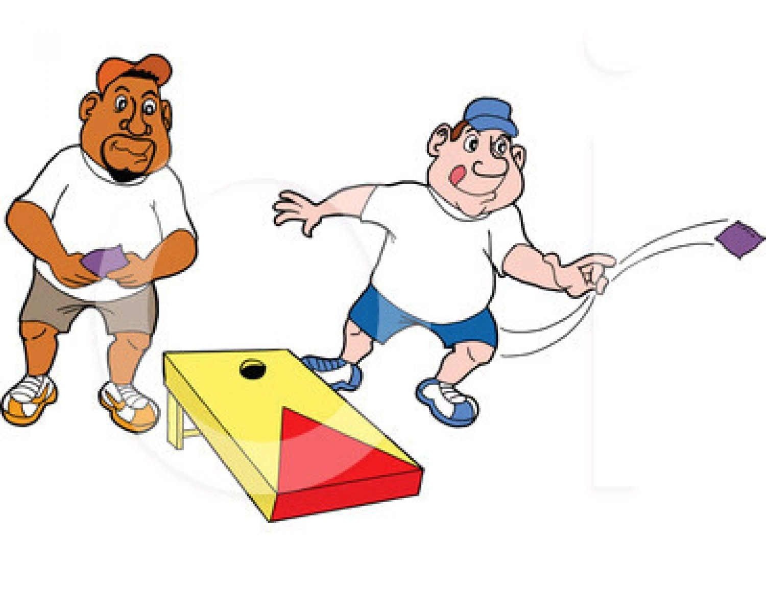 Cornhole Clipart & Look At Clip Art Images.