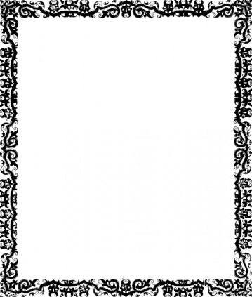 Cornice Clipart Page 1.