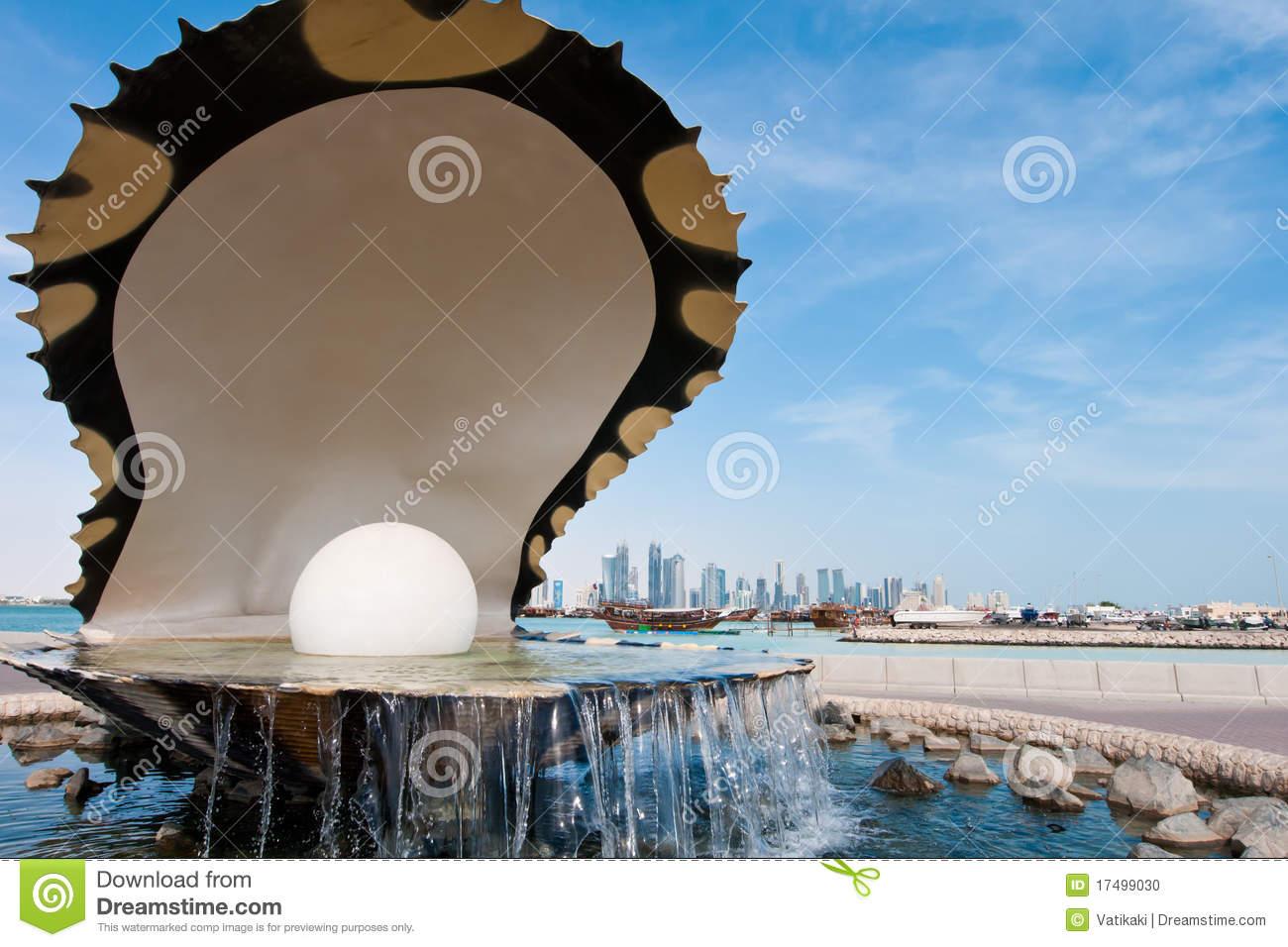 Building At The Corniche Of Ras Al Khaimah Editorial Image.