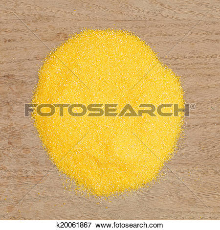 Picture of Gold cornmeal k20061867.