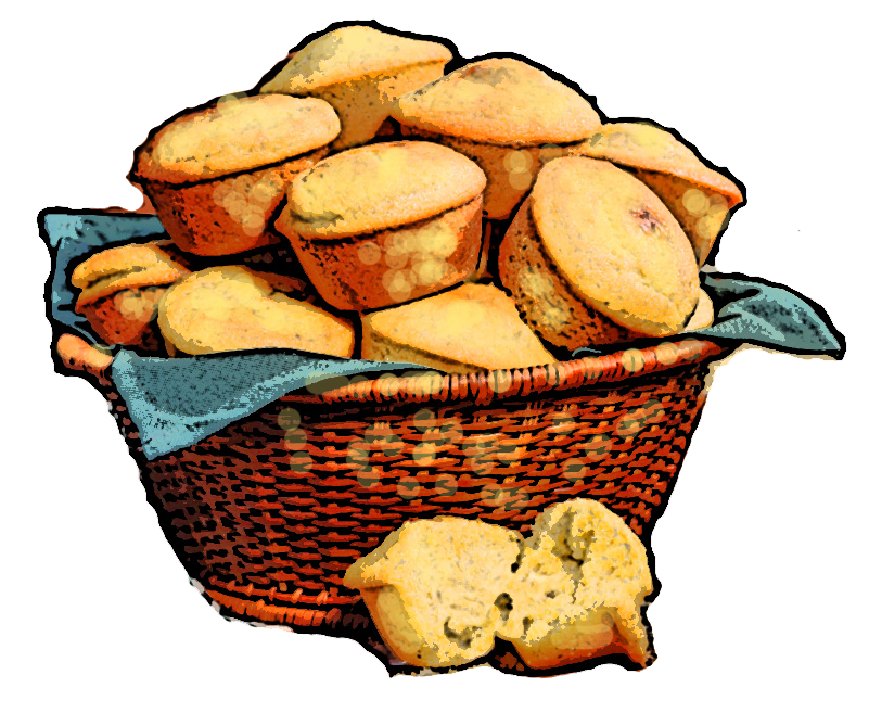 Gallery For > Corn Meal Clipart.