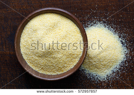 Cornmeal Stock Images, Royalty.