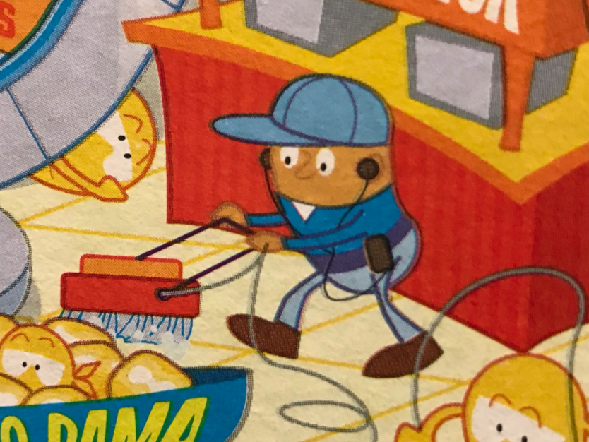 Kellogg\'s Promises to Remove \'Racist\' Corn Pops Cereal Box.