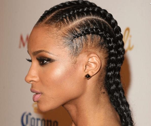 Cornrow Braids Hairstyles Updo, Tutorials, Pictures, Videos.