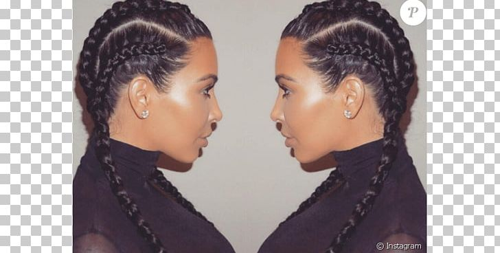Khloé Kardashian Cornrows Box Braids Hairstyle PNG, Clipart, Afro.