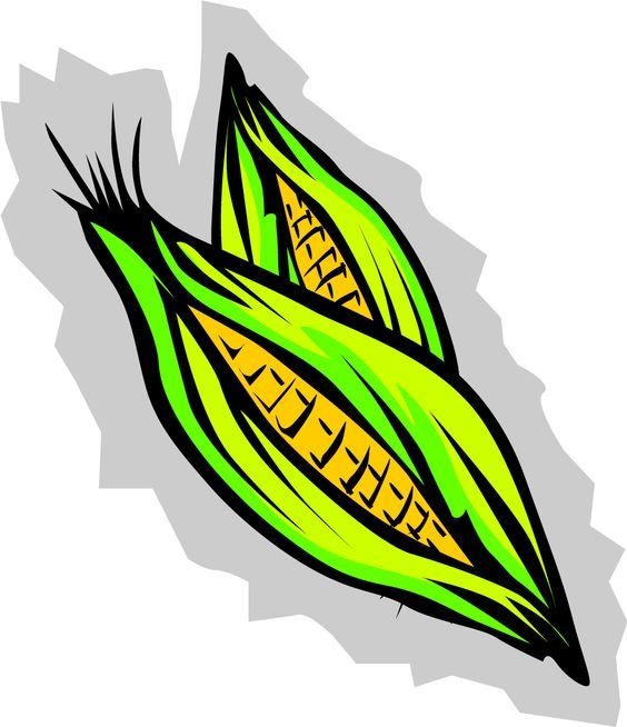 Maize Clip Art.
