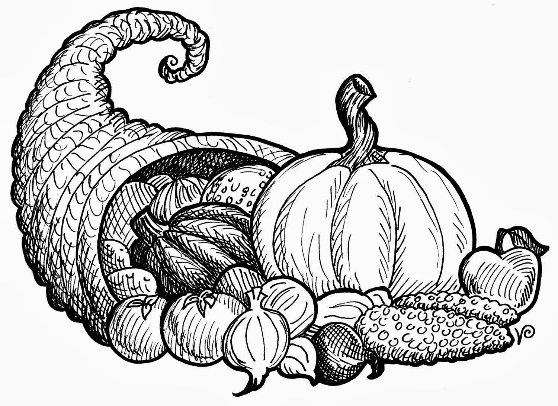 Free Thanksgiving Cornucopia Pictures, Download Free Clip Art, Free.