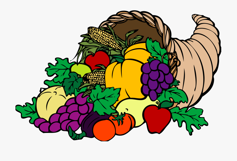 Collection Thanksgiving Clipart.